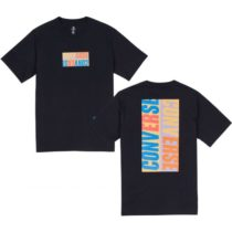 Converse REVERSE BOX TEE čierna S - Pánske tričko