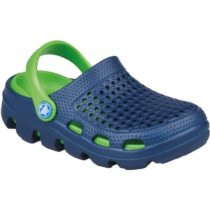 Coqui BUGY tmavo modrá 34/35 - Detské sandále