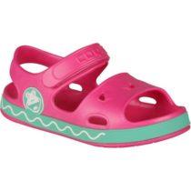 Coqui FOBEE tmavo zelená 29/30 - Detské sandále