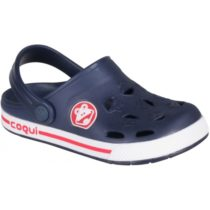 Coqui FROGGY tmavo modrá 32/33 - Detské sandále
