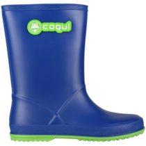 Coqui RAINY tmavo modrá 27 - Detská obuv