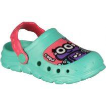Coqui STONEY zelená  - Detské sandále