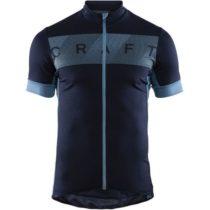 Craft REEL tmavo modrá L - Pánsky cyklistický dres
