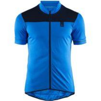 Craft POINT modrá L - Pánsky cyklistický dres