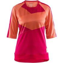 Craft HALE XT W oranžová M - Dámsky cyklistický dres