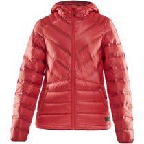 Craft LIGHTWEIGHT DOWN červená S - Dámska zimná bunda