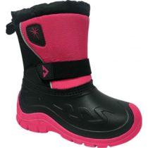 Crossroad CLOUD ružová 33 - Detská zimná obuv