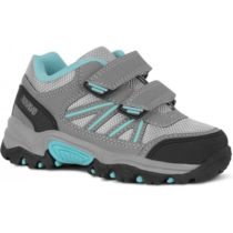 Crossroad DADA šedá 33 - Detská treková obuv