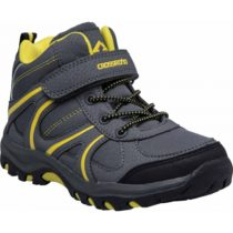 Crossroad DAMIEN II šedá 30 - Detská obuv