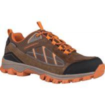 Crossroad DELANO oranžová 46 - Pánska treková obuv