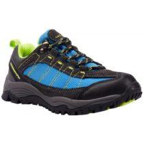 Crossroad DERCH čierna 37 - Detská treková obuv
