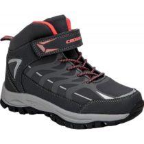 Crossroad DINEX čierna 31 - Detská treková obuv