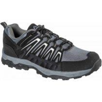 Crossroad DION tmavo šedá 44 - Pánska treková obuv