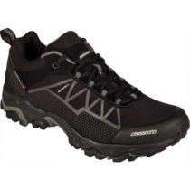 Crossroad DRAGON LOW čierna 44 - Pánska treková obuv