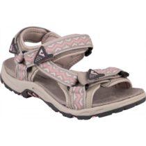 Crossroad MADDY šedá 40 - Dámske sandále