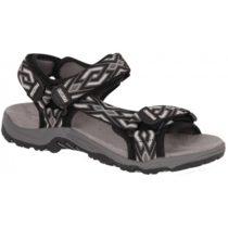 Crossroad MADDY šedá 44 - Pánske sandále