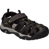 Crossroad MAGAR II čierna 40 - Pánske sandále