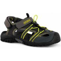Crossroad MAGAR žltá 40 - Dámske sandále