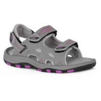 Crossroad MEAGAN sivá 29 - Detské sandále