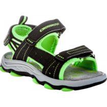 Crossroad MEGAN II čierna 31 - Detské sandále