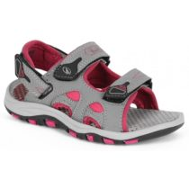 Crossroad MEGAN sivá 33 - Detské sandále