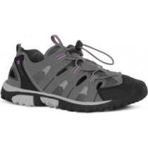 Crossroad MERCI W šedá 36 - Dámske trekové sandále