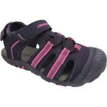 Crossroad MILL fialová 26 - Detské sandále