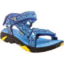 Crossroad MOBBY II modrá 33 - Detské sandále