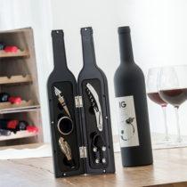 Darčekový set na víno - fľaša