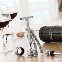 Darčekový set na víno s vývrtkou Screwpull