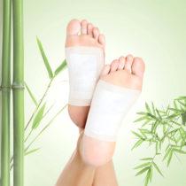 Detoxikačné náplasti na nohy (10 kusov)