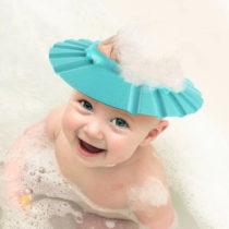 Detský ochranný kúpací šilt