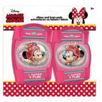 Disney CHRÁNIČE LAKTE + KOLENÁ ružová NS - Detské chrániče