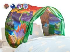 Dormeo Dream tent detský stan, zimná fantázia