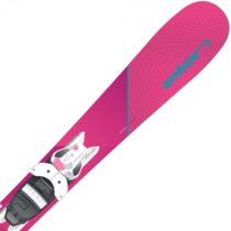 Elan LIL STYLE QS + EL 4.5  120 - Dievčenské zjazdové lyže
