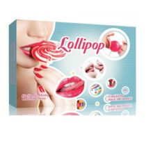 Erotická hra Lollipop Orálne pohladenie
