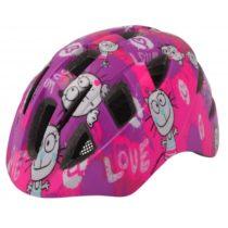 Etape KITTY ružová (48 - 54) - Detská cyklistická prilba