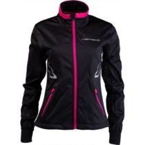 Fischer ASARNA ružová XS - Dámska bunda na bežky