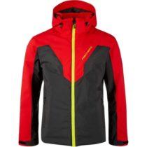 Fischer JACKET KAPRUN M červená L - Pánska lyžiarska bunda