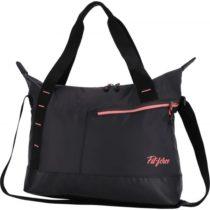 Fitforce AZALEA čierna UNI - Dámska taška cez rameno