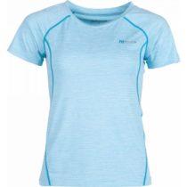 Fitforce NESSA modrá M - Dámske športové tričko