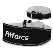 Fitforce POSILOVACÍ OPASEK  XL - Posilovací opasok