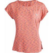 Fitforce RUE oranžová M - Dámske fitness tričko