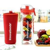 Fľaša so sitkom na ovocie InnovaGoods