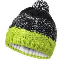 FLLÖS SKYLAR čierna UNI - Detská zimná čiapka
