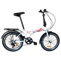 Freeroad SPARK FOLDING ALU 20  NS - Skladací bicykel