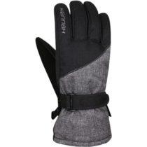 Hannah ANIT čierna L - Dámske lyžiarske rukavice