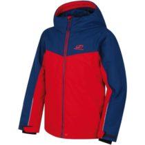Hannah RAFFAELA JR červená 140 - Detská lyžiarska bunda