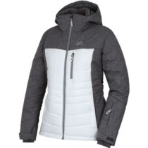 Hannah RHODESS tmavo šedá 42 - Dámska lyžiarska bunda