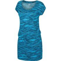 Hannah ZANZIBA modrá 38 - Dámske šaty